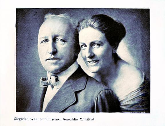 Зигфрид и Уинифрид