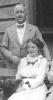 1916. Зигфрид Вагнер с женой Винифред