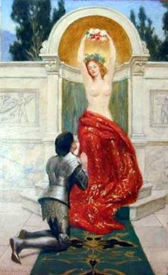 Х.Д. Коллиэр. Тангейзер и Венера