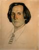 Портрет Ивана Ершова кисти Кустодиева
