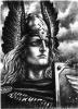 Скандинавский воин
