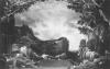 """Брукнер. Декорции к """"Валькирии"""". Акт II. Мариинский театр. 1900"""